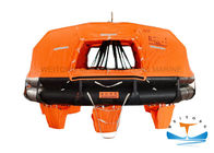 Davit - Rozpoczęty Marine Life Raft 16 Man Capacity For Sea Sailing Vessel